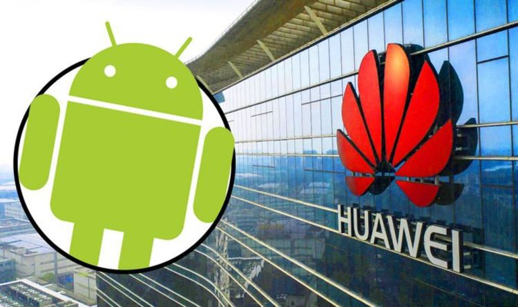 Huawei will launch its replacement for Android this week