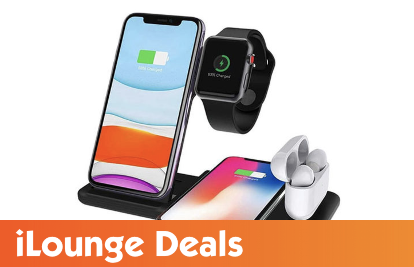 4-in-1 Wireless Charging Station is 33% off