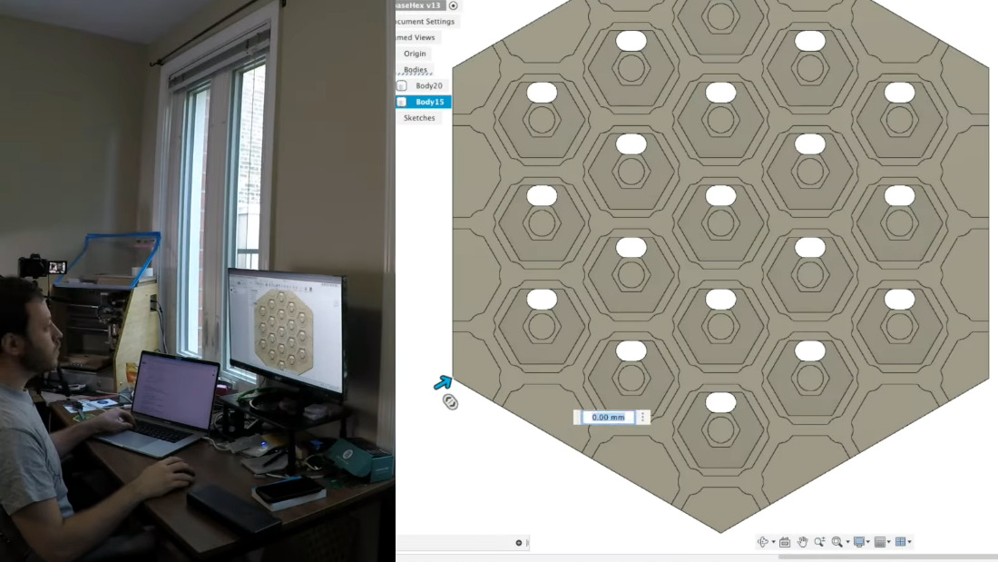 Design An Electronic Catan Board In A Day
