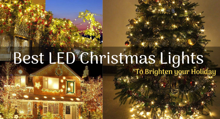 15 Best Buy LED Christmas Lights to Brighten Your Home & Garden