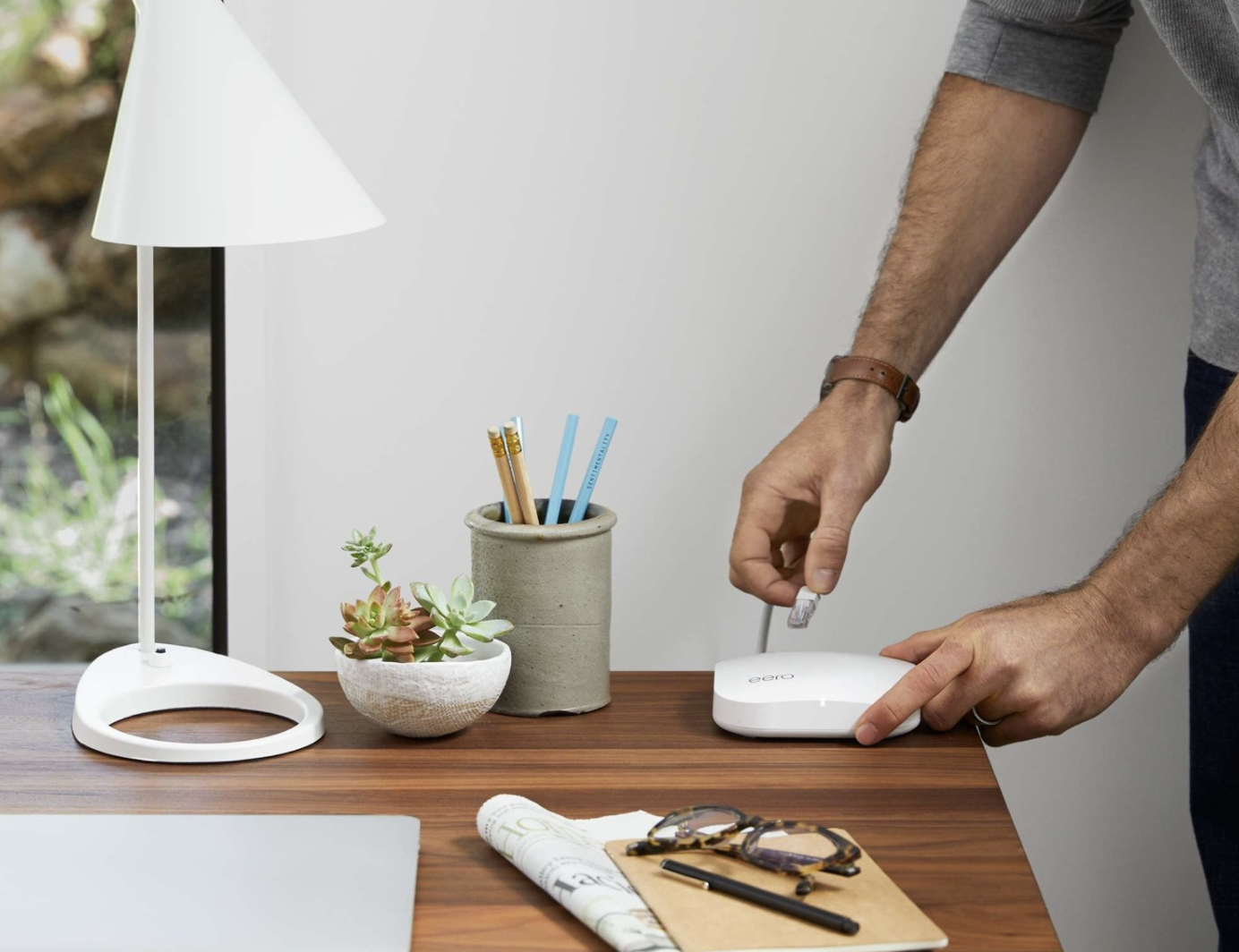 Set Up a Whole Home WiFi System with the Eero Pro Mesh Wi-Fi System, Now Only $255