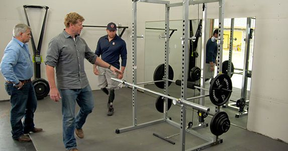 How to Build an Accessible Home Gym