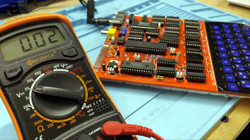 Build A New ZX81 | Hackaday