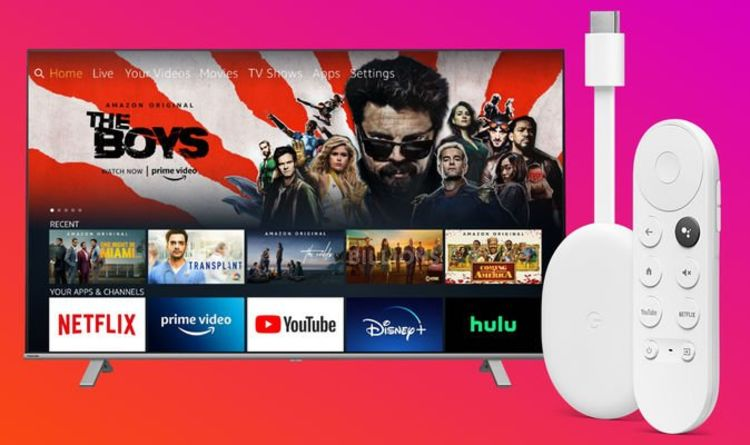 Google TV is borrowing one of Fire TV's most helpful features