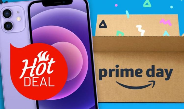 Prime Day DEAL: iPhone 12 prices slashed to a new low in Amazon sale