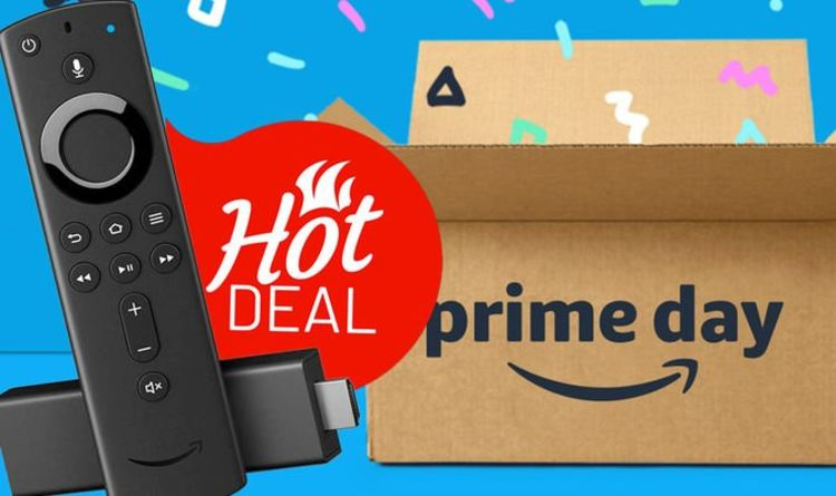Fire TV streaming devices drop to lowest EVER price on Prime Day