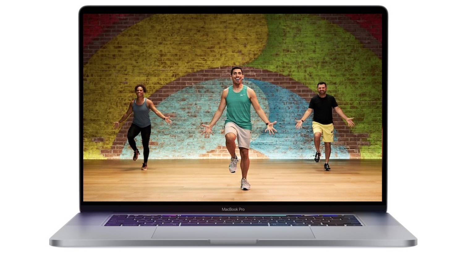 Apple Fitness+ on macOS Monterey gets AirPlay support