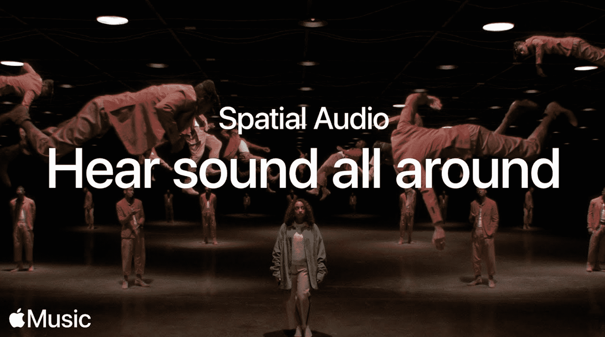 Spatial Audio highlighted on new 'Beyond Stereo' video