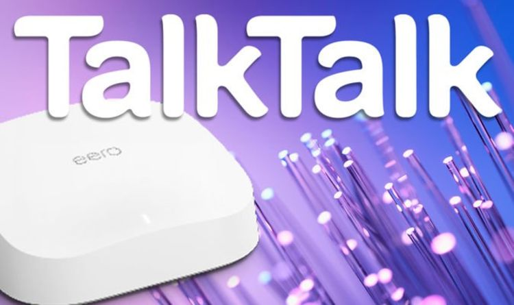 TalkTalk joins forces with Amazon to help boost your internet speeds