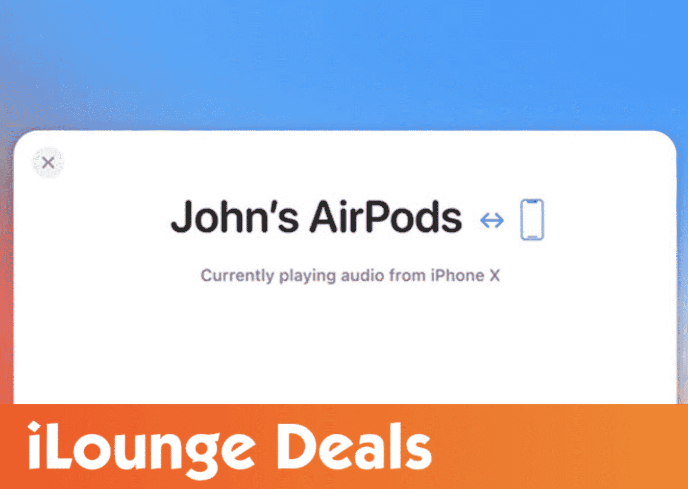 Connect AirPods to Your Mac is 10% off