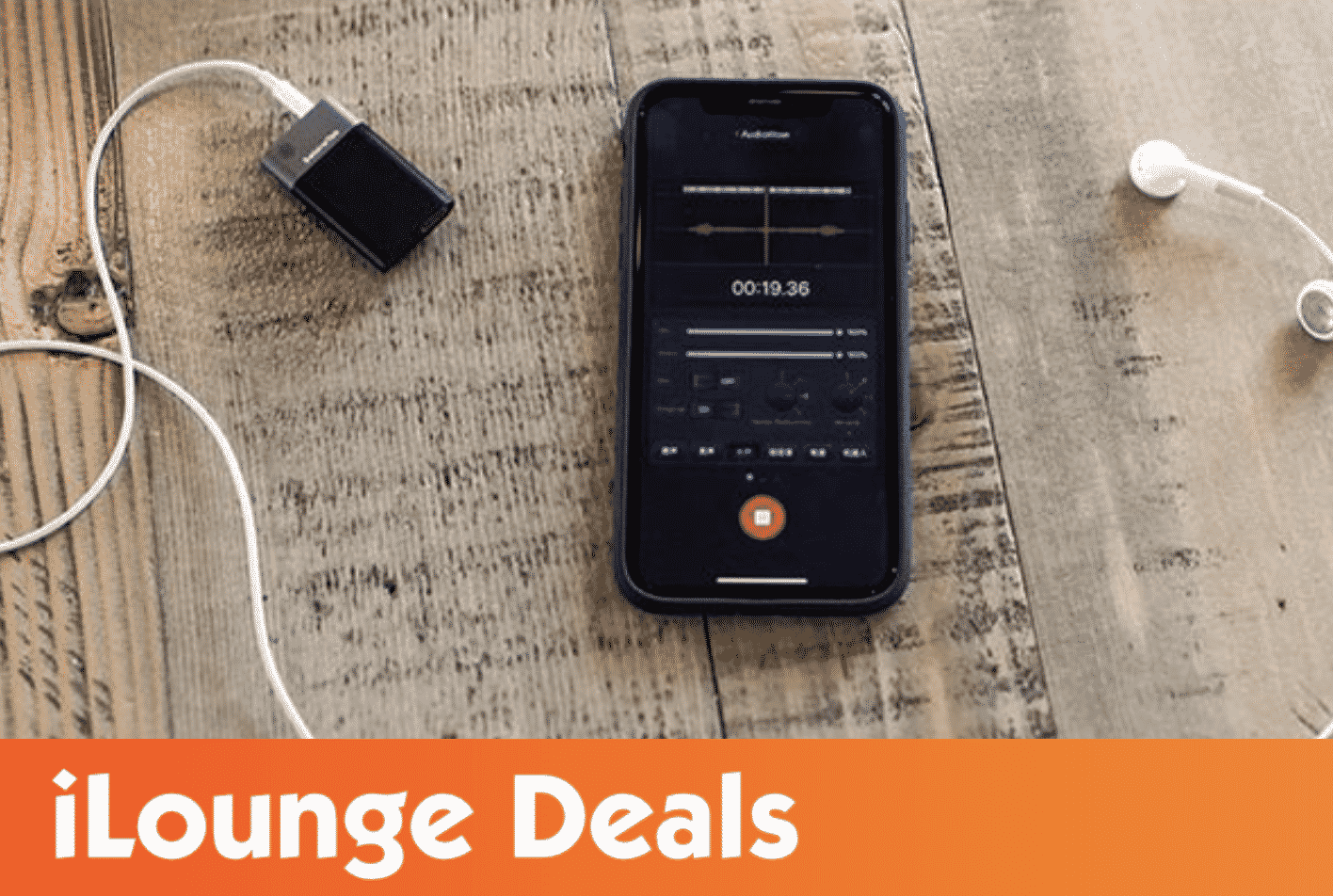 Wireless Audio Studio In A Matchbox Size For Mobile Phone is 39% Off