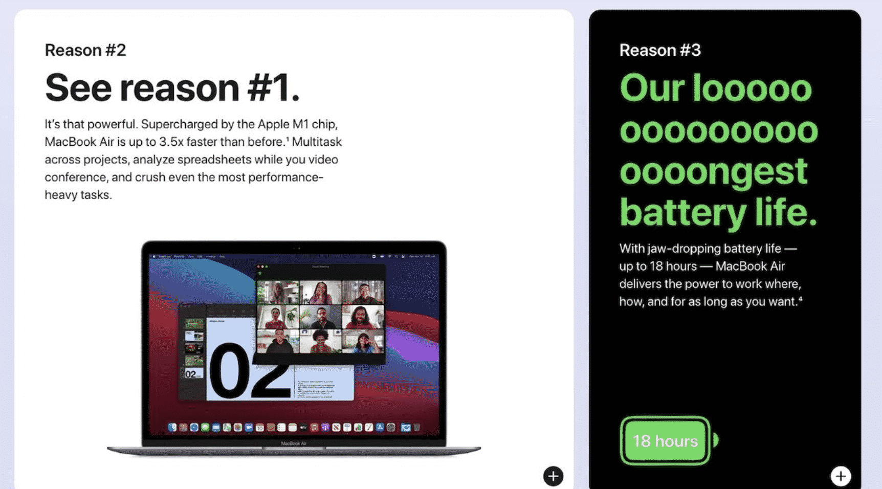 Apple updates web content, shows why businesses should choose Mac