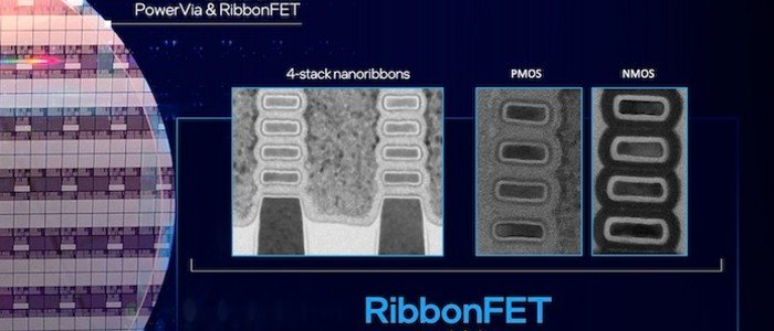 Scaling Down: Intel Boasts RibbonFET and PowerVia as Next IC Design Solution