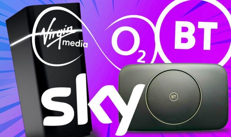 Sky vs Virgin Media vs BT: Are YOU paying for the WORST broadband?