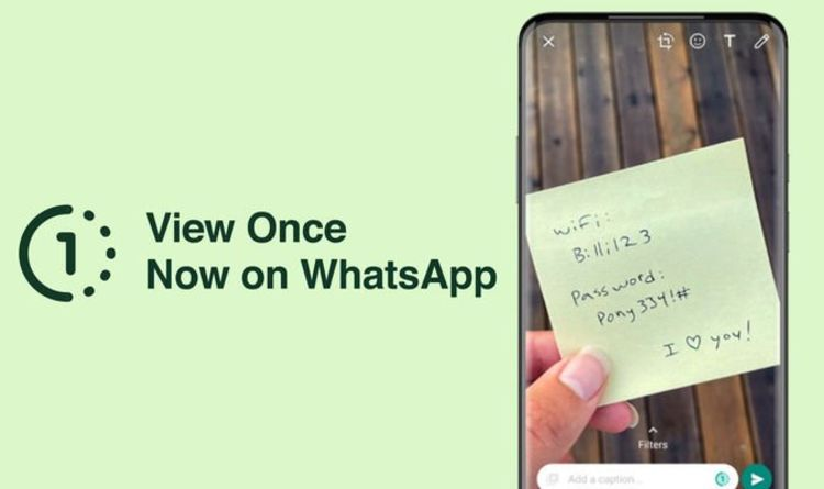 WhatsApp: How to use chat app's new vanishing video, picture feature