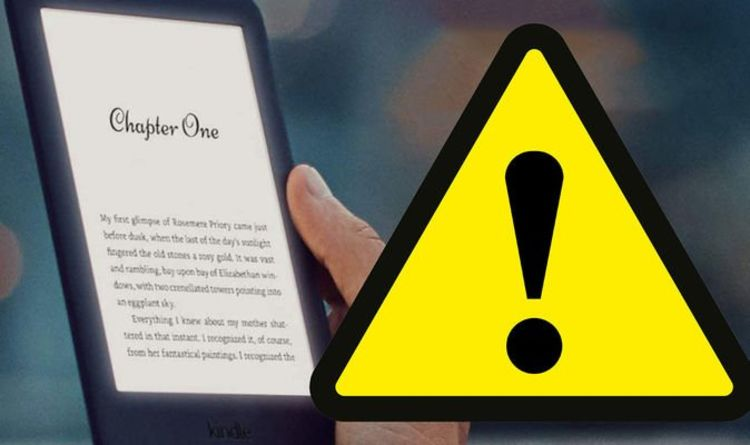 One dangerous eBook can wipe your Amazon Kindle and let hackers steal your account