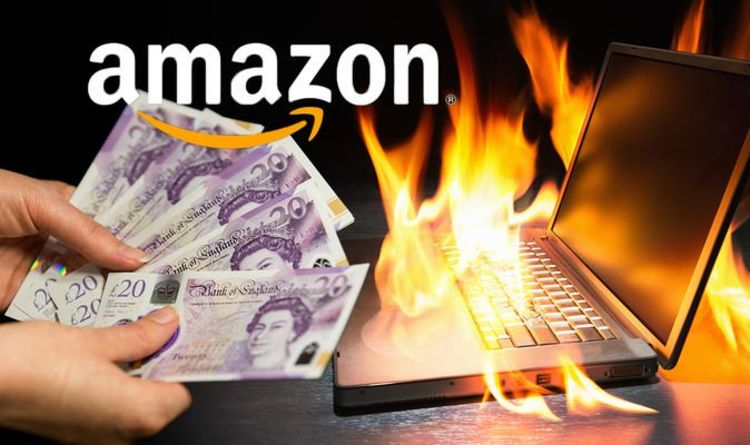 You could get over £700 from Amazon for buying dodgy goods