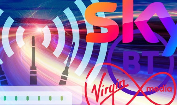 Are YOU with the UK's best broadband firm? Bad news for BT, Sky, Virgin Media customers