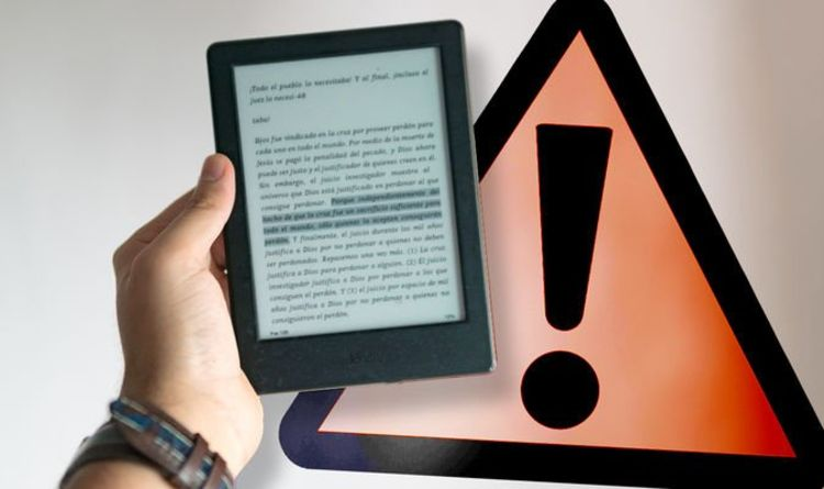 Read on Kindle? Beware of books that could steal your Amazon password