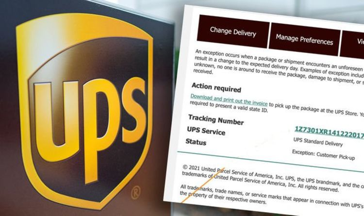 Don't open this email! It's easy to be tricked by new UPS delivery scam