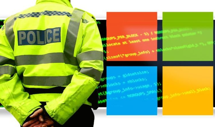 Police and UK Government vulnerable to new Microsoft hack… are YOU?