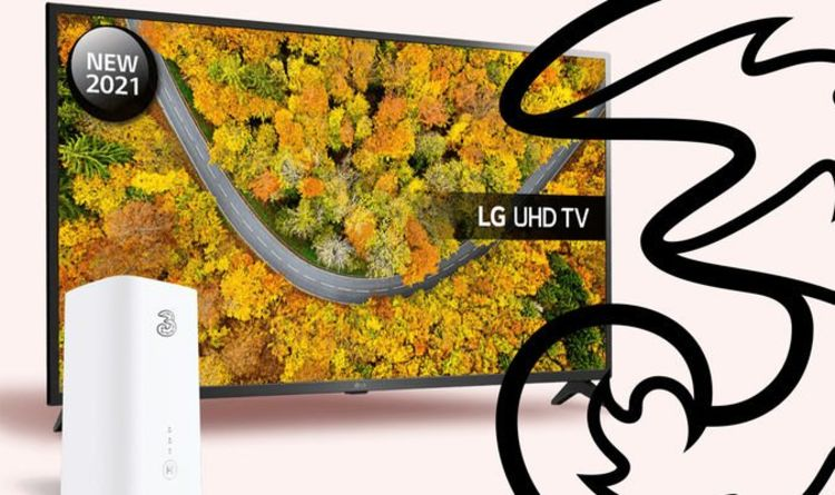 Three Mobile offers free 4K TV if you switch to its broadband but deal ends soon