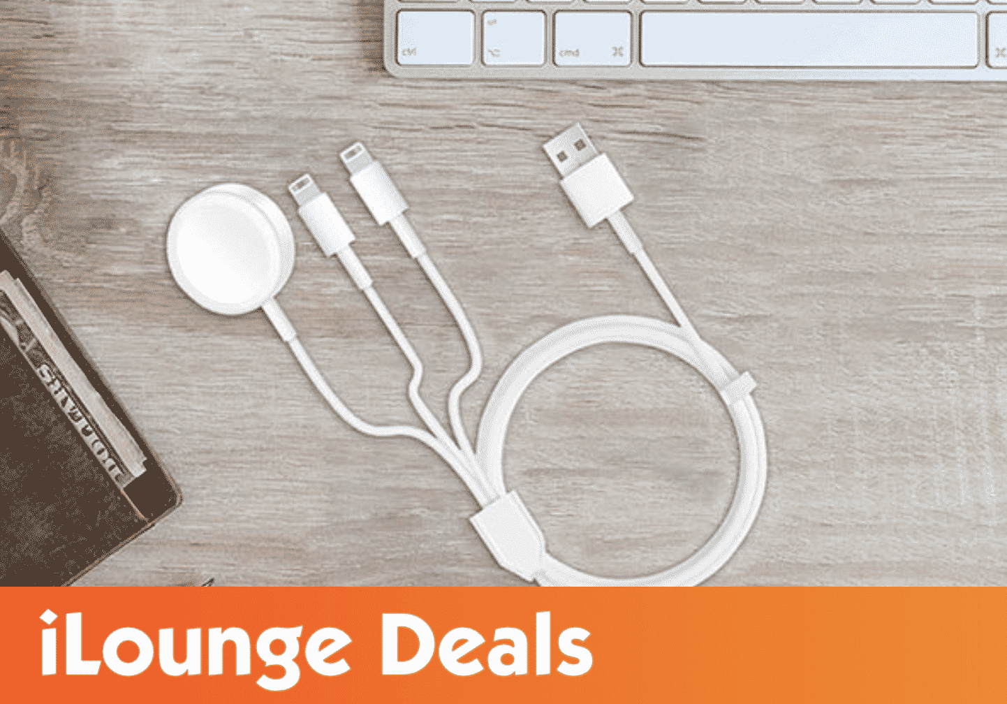 3-in-1 Apple Watch, AirPods & iPhone Charger is 28% Off