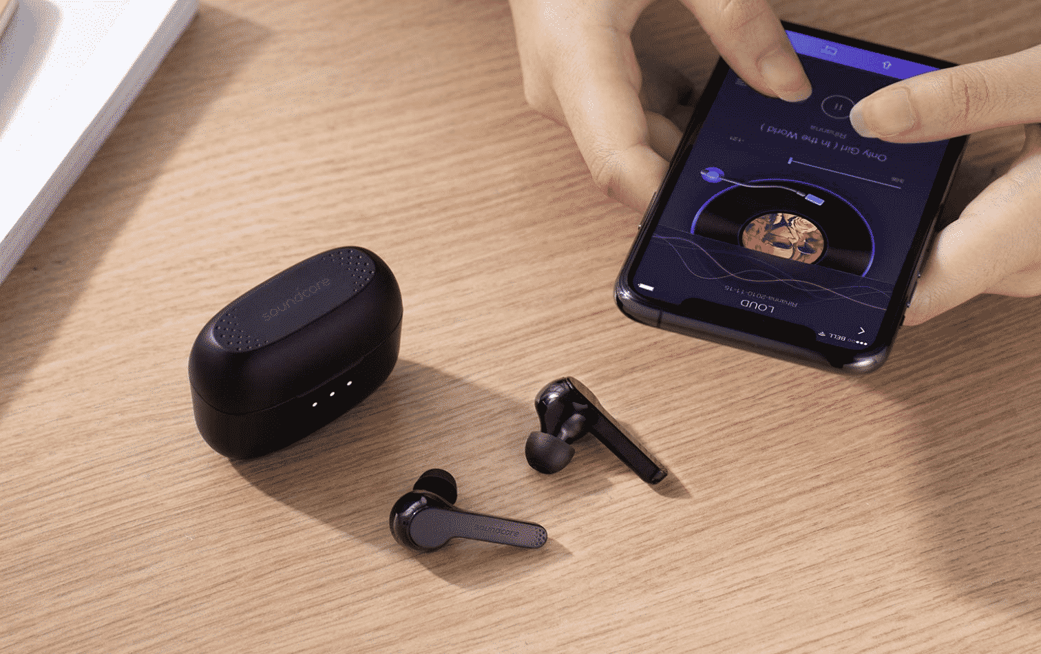 Save 25% on Anker's True Wireless Earbuds
