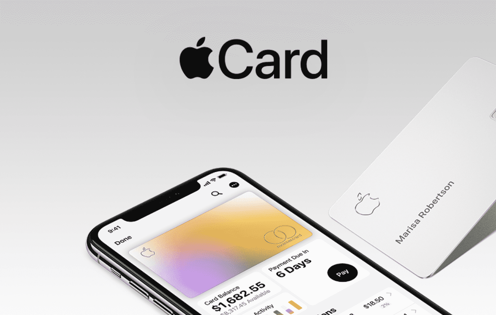 Advanced fraud protection introduced to Apple Card in iOS 15