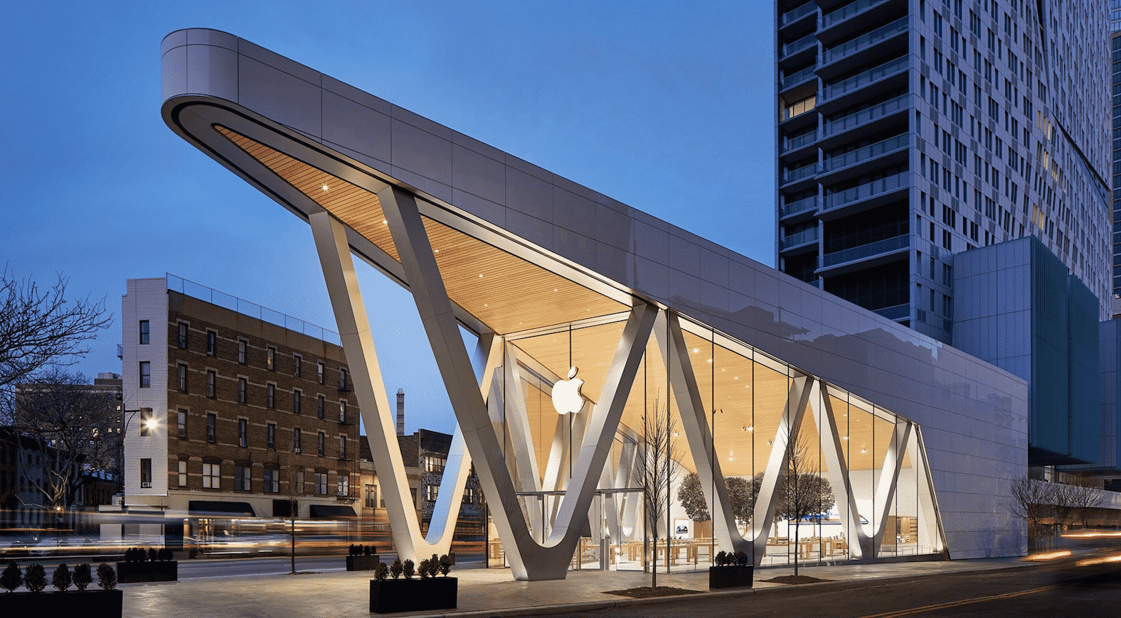 Apple Store in the Bronx to open September 24