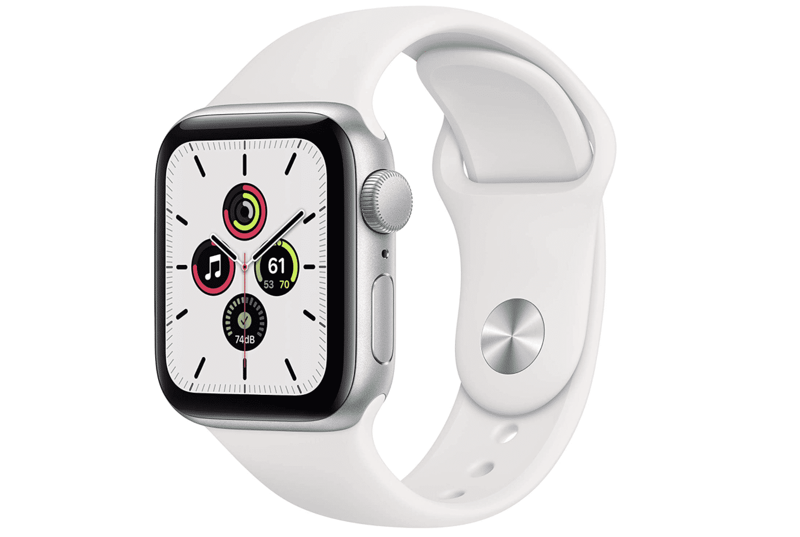 Grab the Apple Watch SE with a $30 discount