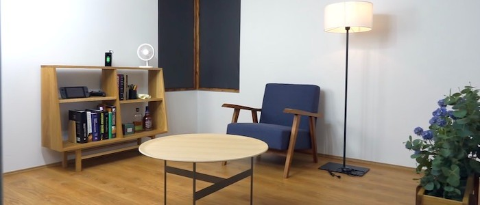"""New WPT Prototype """"Charging Room"""" Aims to Power Your Living Room Without Wires"""