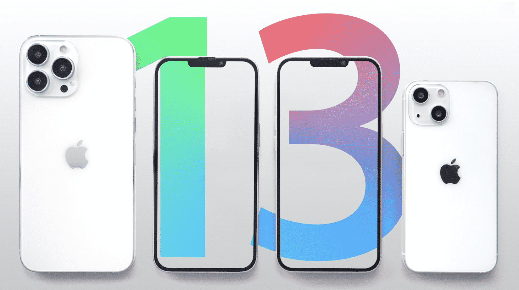 iPhone 13 may have 128GB storage minimum, 1TB for Pro