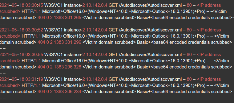 Exchange/Outlook autodiscover bug exposed 100,000+ email passwords
