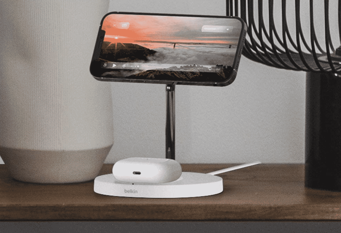 Have a MagSafe Multi-Device Charging Stand Handy and Enjoy $20 Off