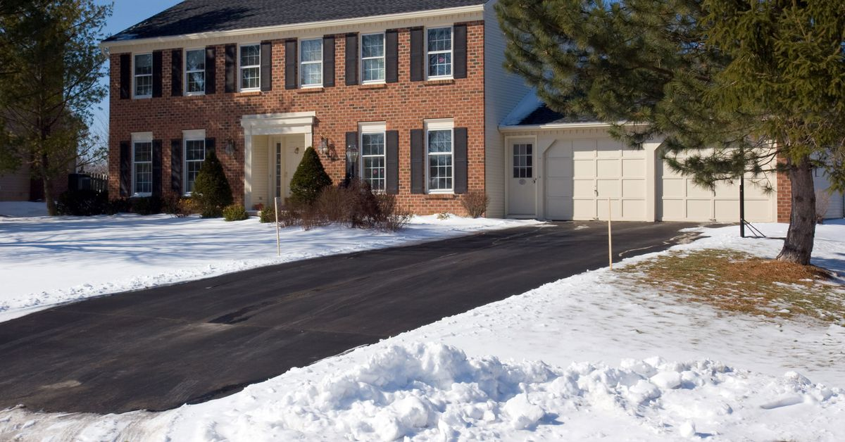 Heated Driveway Systems vs. Portable Heating Mats
