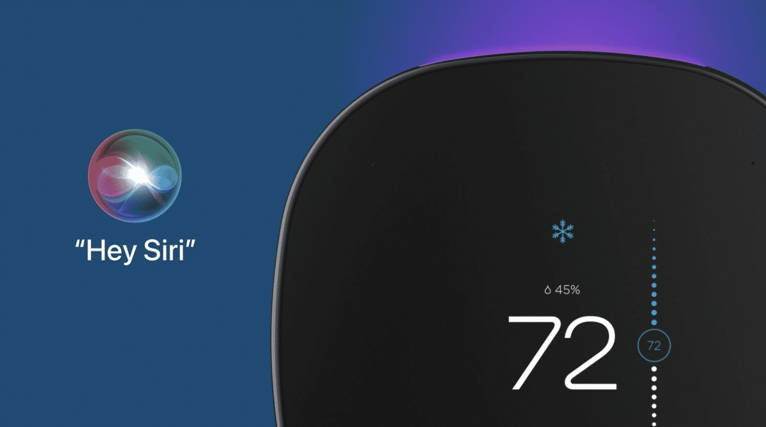 'Hey Siri' functionality arriving on Ecobee SmartThermostat via software update