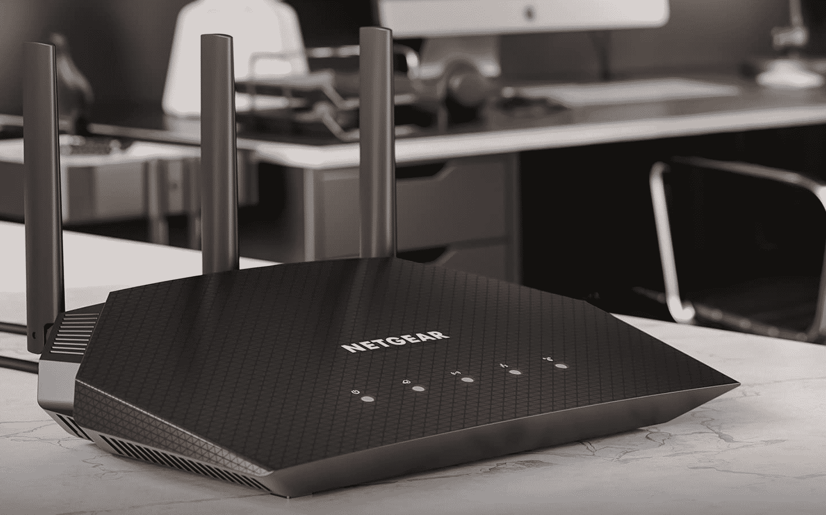 Complete Your Connected Home Setup with the NETGEAR 4-Stream WiFi 6 Router at $20 Off