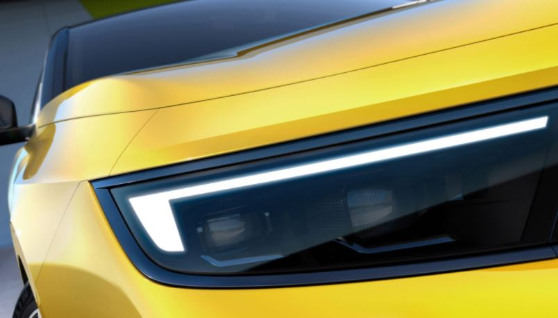 New Opel Astra Launches with Premium LED Light from ZKW