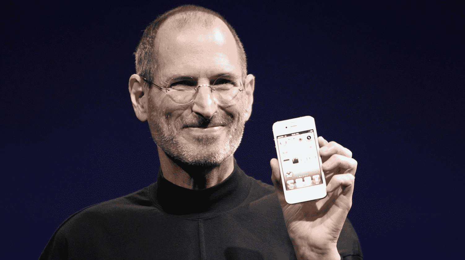 Reporter reveals story of the infamous Steve Jobs 'iPhone Toss'