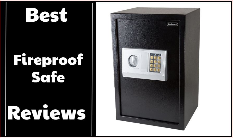 12 Best Fireproof Safe To Keep Your Valuables Secure